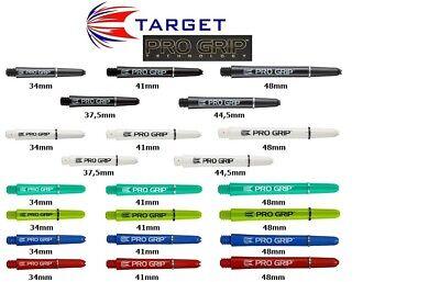 5 Sets Lila TARGET Pro Grip Dart-Sch/äfte kurz