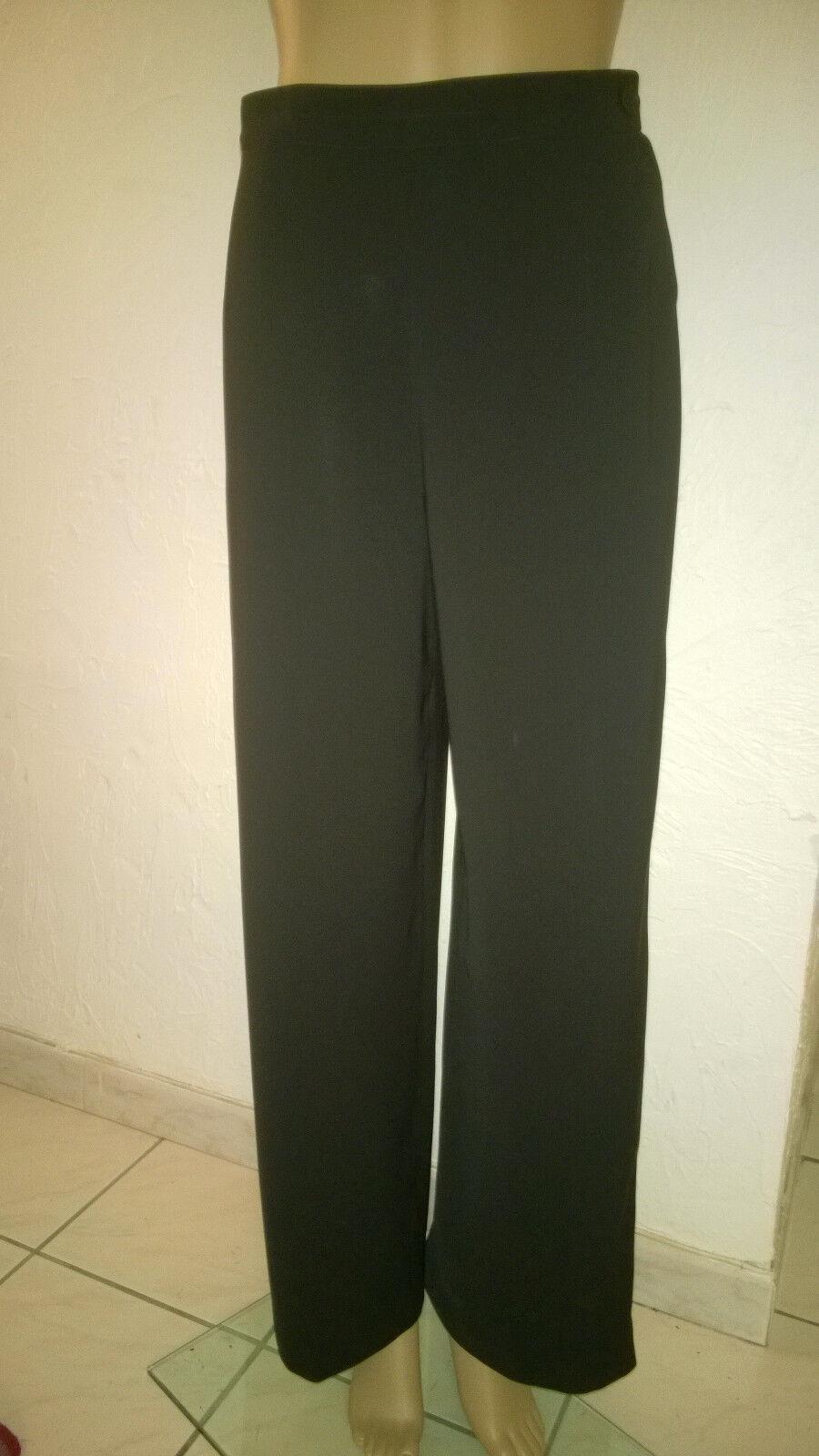 Hermès Superbe et authentique pantalon nero - Etat neuf