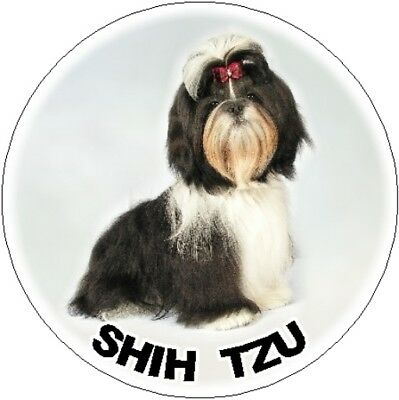 Auto combined postage Shih Tzu Fridge Magnet No 11 by Starprint