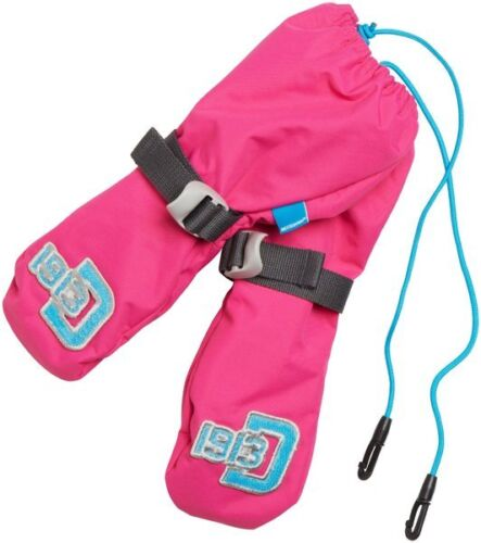 Didriksons Biggles Kids Mittens Girls Boys Insulated Water Repellent 592126