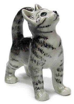 ➸ NORTHERN ROSE Miniature Figurine Siamese Cat