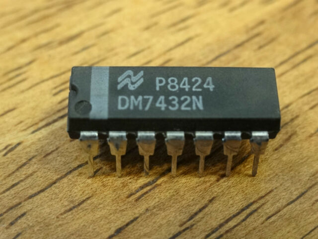 DM7432N 7432  DIP14 ****NEW, AVAILABLE FOR FAST DISPATCH!****