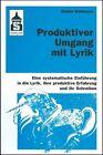 Produktiver Umgang mit Lyrik von Günter Waldmann (2016, Taschenbuch)