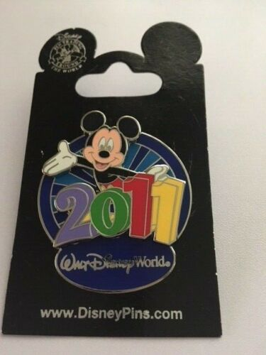 WDW 2011 Mickey Mouse    Pin 81199