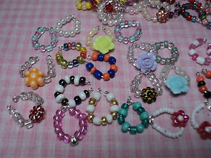 Littlest Pet Shop Handmade LPS 8PC Collars/Necklaces Accessories Great 4 Gift