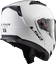 LS2-FF324-METRO-EVO-DUAL-VISOR-FLIP-FRONT-MOTORBIKE-ADVENTURE-HELMET-GLOSS-WHITE thumbnail 12