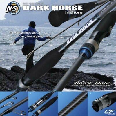 NS BLACK HOLE HI SENSITIVITY BASS FISHING ROD DARK HORSE BASS V2