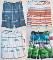 Mossimo Supply Co Mens Swimwear Board Shorts 4 Choices 30, 32, 34 & 36 Nip
