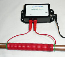 ELECTRONIC WATER DESCALER CONDITIONER SOFTENER
