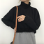 Women-Cashmere-Mink-Fur-Pullover-Sweater-Oversized-Loose-Stretch-Top-Coat-Jacket thumbnail 6