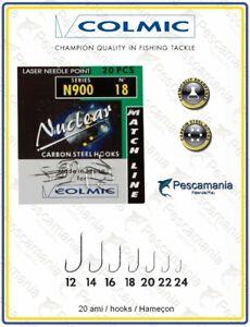 Amo-colmic-N900-nichelato-con-micro-ardiglione