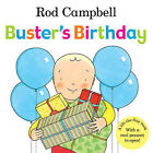 Buster's Birthday by Rod Campbell (Paperback, 2011)