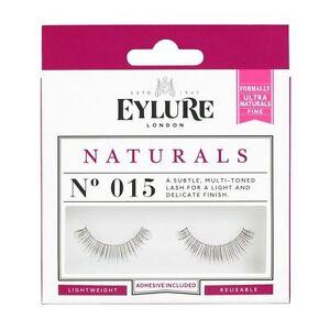 75efe7972dd Image is loading Eylure-Naturals-False-Eyelashes-015-1-2-3-