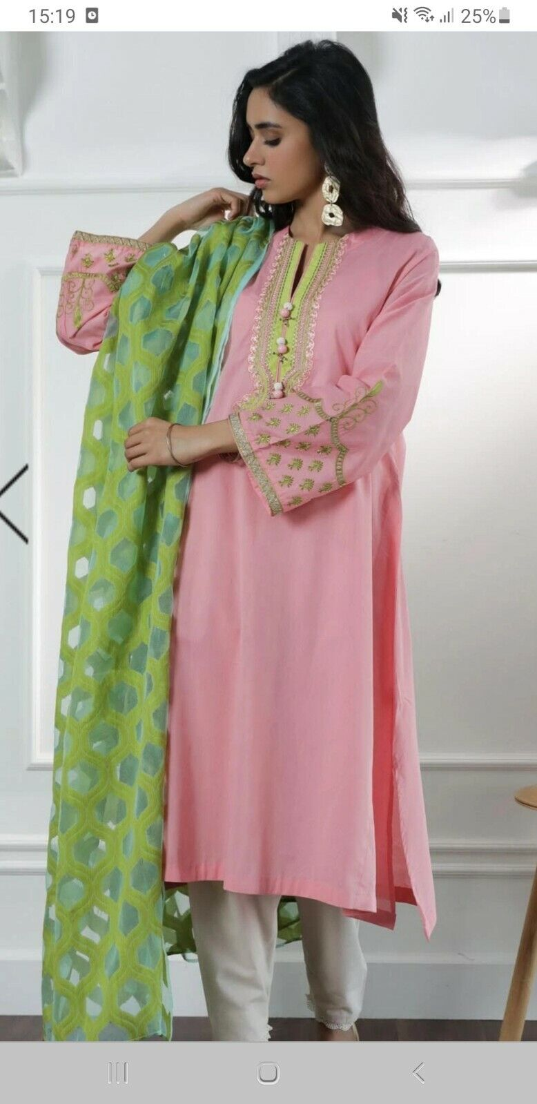 Ethnic by outfitters Suit