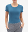 Banana-Republic-Women-039-s-Timeless-Short-Sleeve-Crew-Neck-Premium-Wash-Tee-T-Shirt thumbnail 7