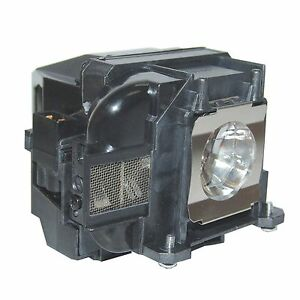 ELPLP88 V13H010L88 LAMP IN HOUSING FOR EPSON PROJECTOR MODEL PowerLite 99WH