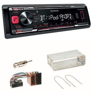 KMM-BT203-Autoradio-USB-Bluetooth-FLAC-Einbauset-fuer-Renault-Clio-Twingo-1-2