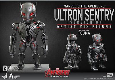 red version b Hot toys touma artiste mix avengers age of ultron sentry prime