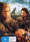 Troy Single Disc Edition DVD Aust R4