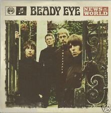 BEADY EYE - 5 TRACK NOTW PROMO GALLAGHER/OASIS BAND CD (Free UK Post)
