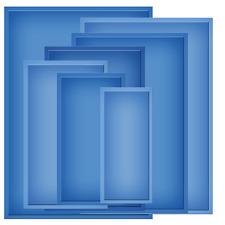 Spellbinders Nestabilities Die ~ 5x7 MATTING BASICS B ~ S6-002 ~ Card Creators