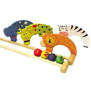 RüCksichtsvoll Bigjigs Toys Teppichkrocket Mit Jungletieren Neu & Ovp Baby Schnelle Farbe