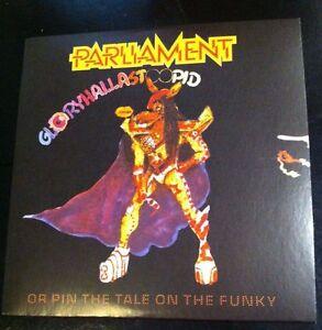 NEW-CD-Album-Parliament-Gloryhallastoopid-Mini-LP-Style-Card-Case