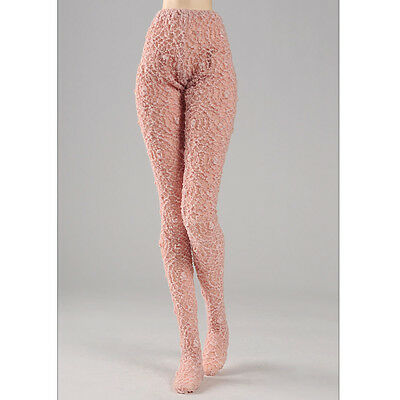 """Entwine Panty Stockings Dollmore 26/"""" doll stockings elasitcity Model F Pink"""