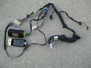 95 96 nissan 240sx driver side door wire harness oem p n 24124 65f03 28515 65f00 ebay