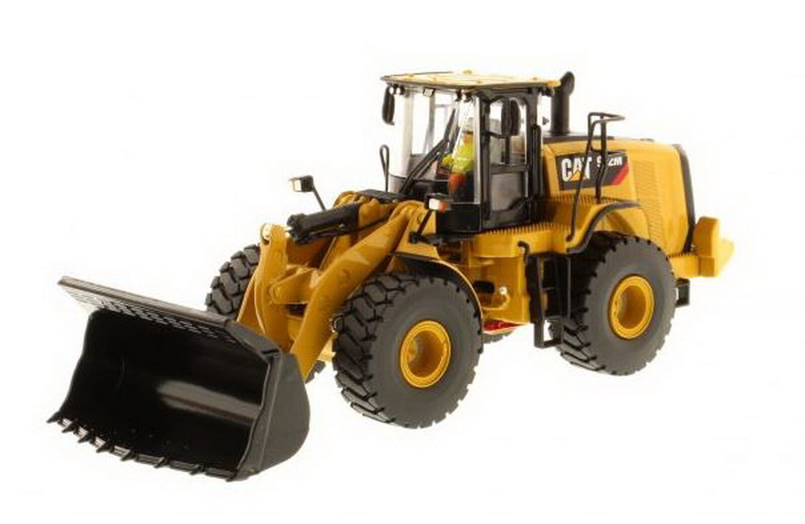 1 50 DM CATERPILLAR CAT 972 M Wheel Loader Diecast Model  85927