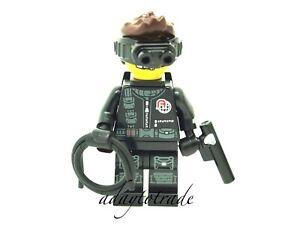 Lego-Collection-Mini-Figure-series-16-Spy-71013-14-COL257-R453