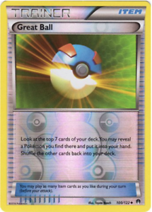 Select your card Rev Holo Pokemon TRAINER Cards BREAKPOINT