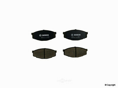 Pickup PowerSport Front Ceramic Brake Pads For 1981-1995 Toyota Cressida