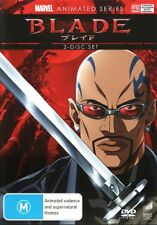 Marvel Anime: Blade - The Complete Series NEW R4 DVD