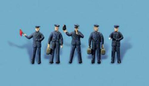 Modelscene 5059 OO Gauge Station Staff
