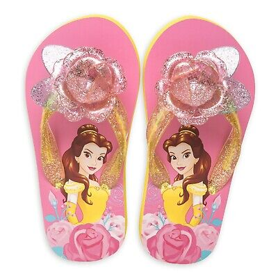 Disney Toddler Girls Rapunzel Flip Flop Sandals Shoes SZ 9//10 11//12
