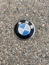 1PC 14MM BMW Remote Flip Key Fob Case Logo Badge Sticker Emblem
