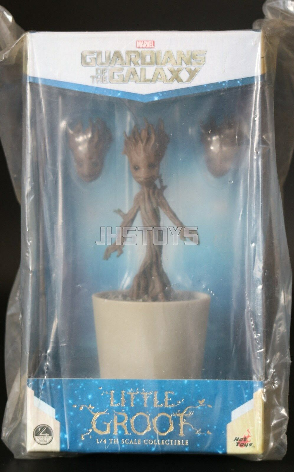 Hot Toys 1/4 Quarter Scale Guardians of the Galaxy Little Groot QS004