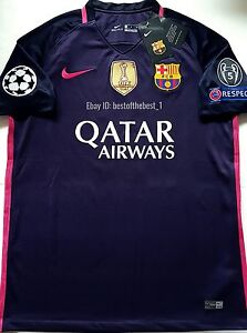 official photos 647c3 c0bb4 promo code for champions league messi jersey c5f62 0e92a