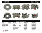 Disc Brake Caliper-Wagon Rear Left Centric 141.39508 Reman