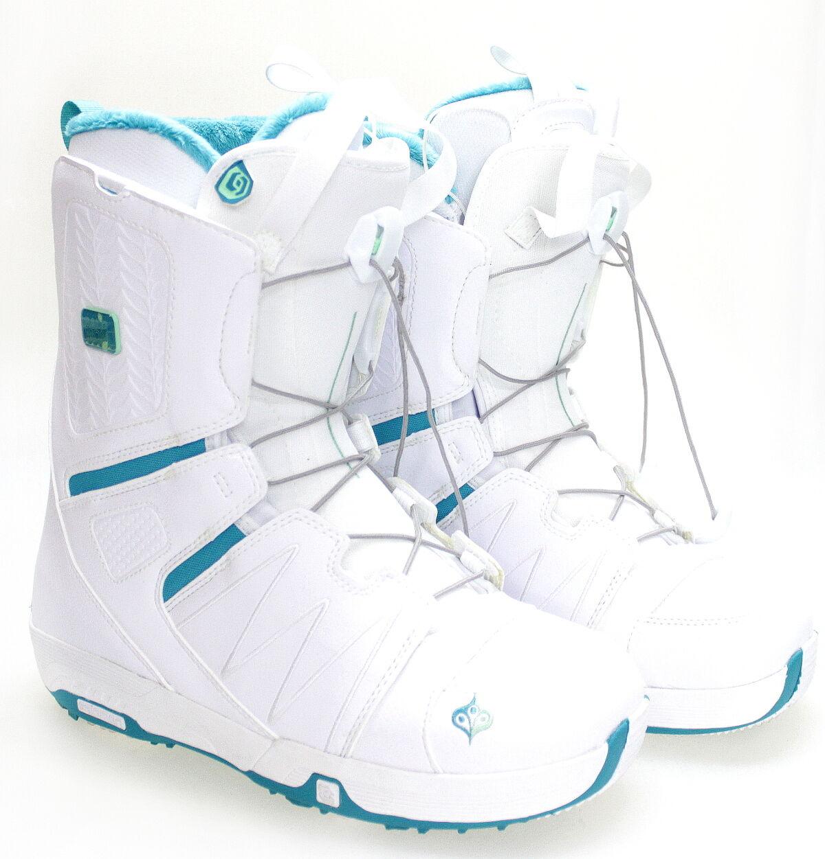 Salomon Perle Ladysoftdémarrage 39 40 1 3 41 SNOWBOARDSCHUHfemmes Bottes Snowboard