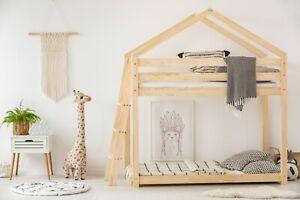 Letto A Castello Al.Letto A Castello Bambini Casa Senza Materasso 12 Dimensioni