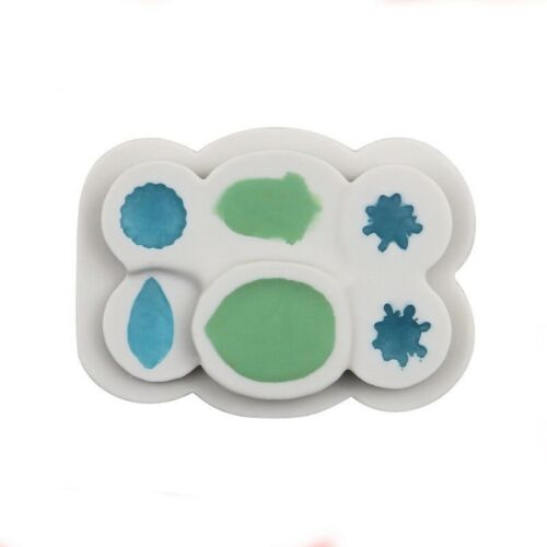 Cupcake Mould Silicone Fondant Mold Chocolate Cake Nuts Berries Baking Topper