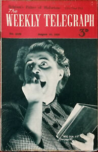 The Weekly Telegraph No. 4609 Belgium's Palace of Misfortune 26 April 1950