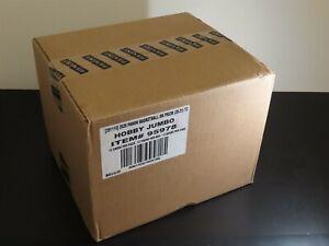 2020-21 Panini Prizm Basketball Factory Sealed 12-Box Hobby Jumbo Case C40