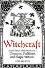 A Brief History of Witchcraft by Lois Martin (Paperback, 2010)