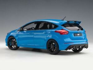 Ford-Focus-Rs-Nitraus-Blue-2016-Composite-1-18-Autoart-72953