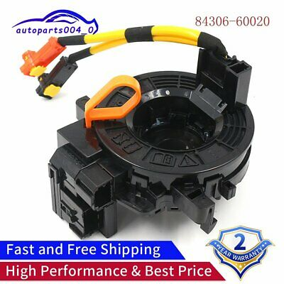 Spiral Cable Clock Spring Airbag 84306-60080 For Lexus Toyota 4Runner FJ Cruiser