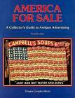Antique Advertising: America for Sale by Douglas Congdon-Martin (Paperback, 1999)