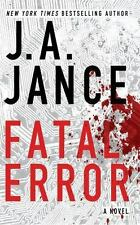 Fatal Error: A Novel (Ali Reynolds Series) by Jance, J.A.